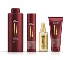 Линия Londa Professional <b>Velvet Oil</b> – продукты по уходу за ...