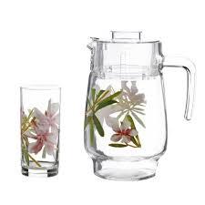 <b>Набор питьевой Luminarc</b> Carina Freesia 7 пр G8279: купить за ...