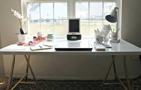 perfect home office decoration with white diy office desk beside large window design china office desk ep fy