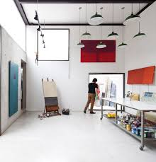 best studio lighting for a fine artist best lighting for art studio