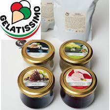 <b>Набор</b> ингредиентов для домашнего <b>мороженого</b> Gelatissimo, 5 ...