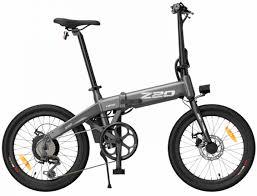 Купить <b>Электровелосипед</b> складной <b>Xiaomi HIMO Z20</b>, серый по ...