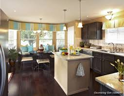 Large Kitchen Window Treatment Garden Kitchen Window Valance Window Treatment Ideas Large