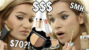 FULL FACE Using Only <b>MARC JACOBS Makeup</b>! WORTH IT or ...