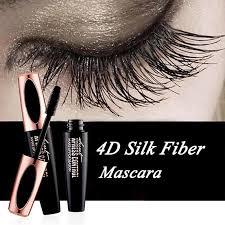 <b>4D Silk Fiber Lash</b> Mascara Curling Makeup Eyelash – storepink