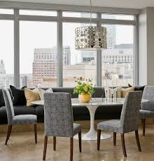 beautiful kitchen design banquette seating ovale gloss wood dining table kitchen banquette bay window grey moroccan banquette dining room furniture