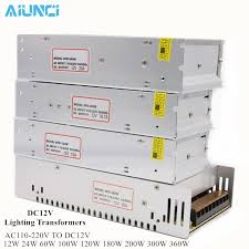 12v 2a switching power supply 20w 25w led drivertransformer ac to dc smps for strip house light diy dc12v output 220v input