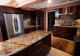 countertops granite marble: rainforest brown dh  rainforest brown