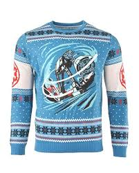 <b>Star Wars</b> Ugly Christmas Sweater AT-AT Battle of Hoth for <b>Men</b> ...