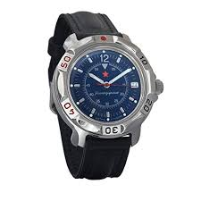 Vostok Komandirskie Military Russian <b>Mechanical Mens Wrist Watch</b> ...
