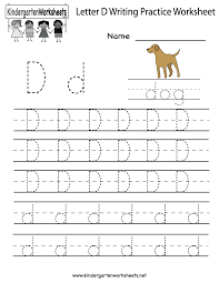 practice writing letters template resume builder letter d writing practice worksheet for kindergarten kids c7jhrue4