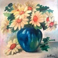 Risultati immagini per vaso blu