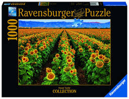 "<b>Пазл Ravensburger</b> ""Золото в поле"" 1000 шт. арт.15288 — купить ..."