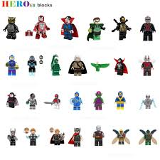 <b>1pc</b> Star Wars Super Heroes Building Blocks <b>Batman Thor</b> ...