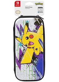 Купить Защитный <b>чехол Hori Premium Vault</b> Case (Pikachu) для ...