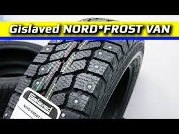 <b>Gislaved NORD</b>*<b>FROST VAN</b> /// обзор - YouTube