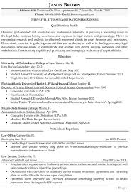paralegal and legal resume samples   resume professional writers