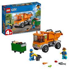 <b>Конструктор LEGO</b> City Great Vehicles <b>60220 Мусоровоз</b>, артикул ...