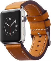 <b>Ремешок Cozistyle Leather Band</b> CLB018 для Apple Watch 42 ...
