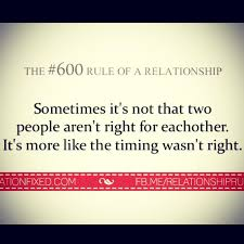 right love at the wrong time #love #relationships #quotes | quotes ... via Relatably.com