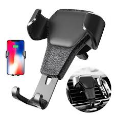 <b>Universal Gravity Car Phone</b> Stand Air Vent Mount GPS Holder ...