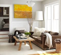 chic living room dcor:  branches in the glass vase add to the chic rustic style
