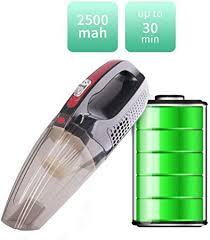 Vacuum Cleaner <b>Car</b> Vacuum Cleaner <b>Wireless Charging Handheld</b> ...