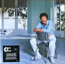 <b>Lionel Richie</b> - Can't Slow Down (2018, Gatefold, <b>180gsm</b>, DLX ...