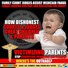 expose share and make viral dishonest lawyers judges police and department of health care