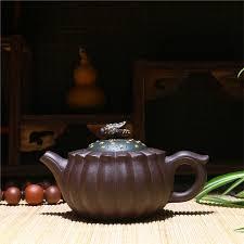 140ml Factory Direct Genuine Yixing Purple Clay teapot <b>Chinese</b> ...