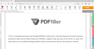 online pdf editor edit pdf files pdffiller click on the text button to start typing or insert your text by dragging the text box you can change the font type text size or its color by clicking
