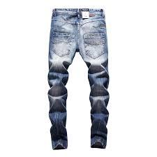 <b>2019</b> Original <b>Balplein</b> Designer jeans men Famous <b>Brand</b> Ripped ...