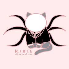 <b>Always watches</b>, no eyes. Kibee as <b>Slender man</b>! #procreate ...
