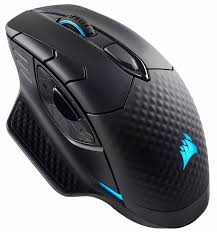 Игровая <b>мышь Corsair Gaming Dark</b> Core RGB Black Wireless ...