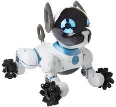 Купить робот-собака <b>WowWee CHiP</b> (White) 888070 в Москве в ...