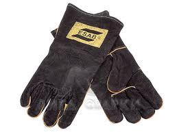 Краги <b>ESAB Heavy Duty</b> Black спилковые с подкладкой купить в ...