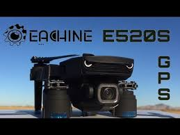 Eachine E520S GPS WIFI FPV With <b>4K</b>/<b>1080P HD</b> Camera 16mins ...