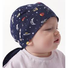 <b>Журавлик Бандана</b> для мальчика Космос - Акушерство.Ru