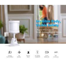 <b>Aqara RTCGQ11LM</b> Smart Home <b>Human</b> Motion Sensor Security ...