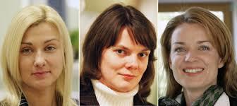 ... tiesību zinātņu doktora grāda iegūšanai aizstāvēja Latvijas Universitātes Juridiskās fakultātes doktorantes Linda Damane, Līga Mazure un Inese Druviete. - 6_420PX_WIDTH