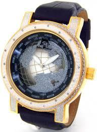 techno master watches mens diamond watch 45ct tm2057 techno master watches mens gold tone world map 45ct tm 2081 p