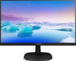 """Купить <b>монитор Philips 223V7QHSB</b>(00/01) 21.5"""", черный. Цена ..."""