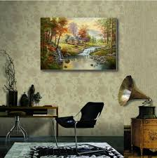 China <b>100</b>% <b>Handmade</b> Canvas Oil Painting-<b>Classical</b> Landscape ...