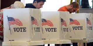 Risultati immagini per votanti usa 2016