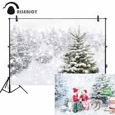 <b>Allenjoy photo background</b> fotografia <b>christmas</b> window winter forest ...