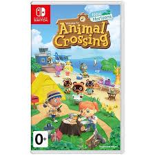 Купить Игра Nintendo Switch <b>Animal Crossing</b>: New Horizons в ...