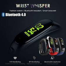 <b>V08S Smart</b> Bracelet Heart Rate Blood Pressure Monitoring ...