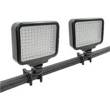 GyroVu 120 <b>LED Light</b> Panel 2-Piece Kit for <b>DJI</b> Ronin-M and MoVI ...