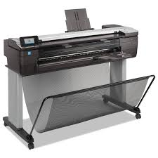 <b>HP DesignJet T830 24-in</b> Multifunction Printer, Copy/Print/Scan ...