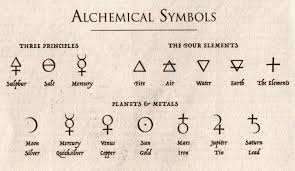 alchemy tattoos symbols and meanings used in modern tattooing